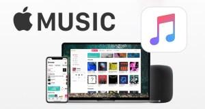 Apple Music concepto diseño servicio