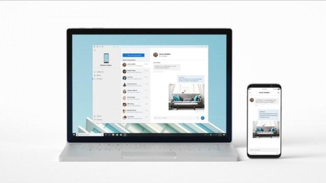 Your Phone para Windows 10