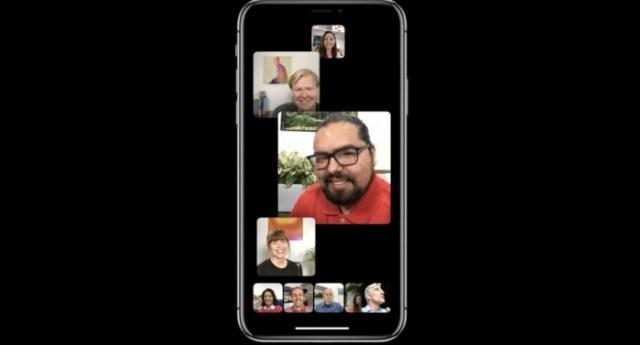 FaceTime grupales de hasta 32 personas