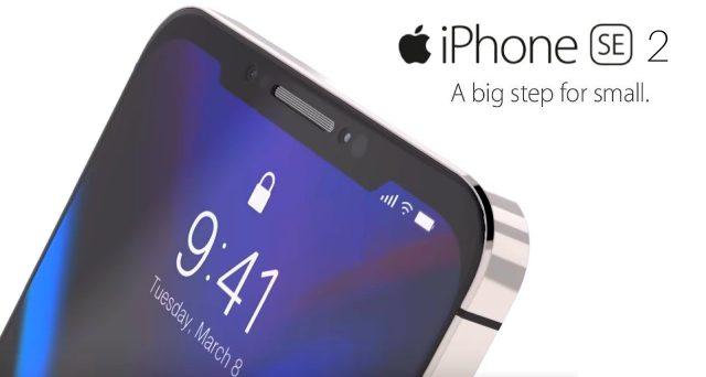 El iPhone SE 2 con Face ID