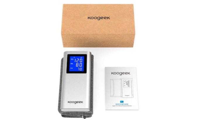 Koogeek BP2 Smart Blood Pressure Monitor