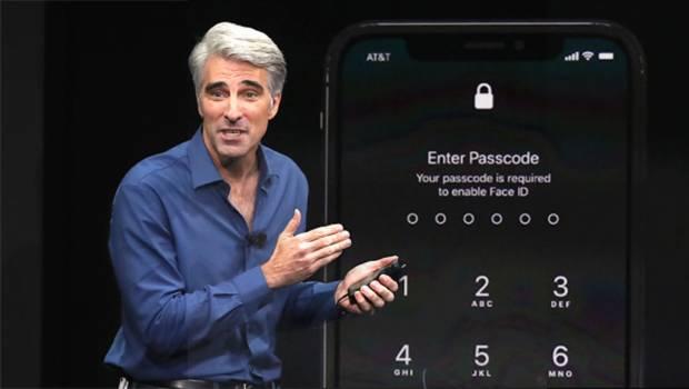 la policía tiene la instrucción de no mirar las pantallas del iPhone