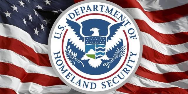 Departamento de seguridad nacional de EE:UU
