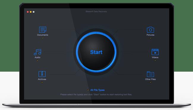 iBeesoft Data Recovery for Mac