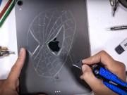 Pruebas de dureza iPad Pro