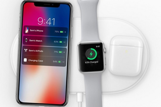 AirPower y AirPods