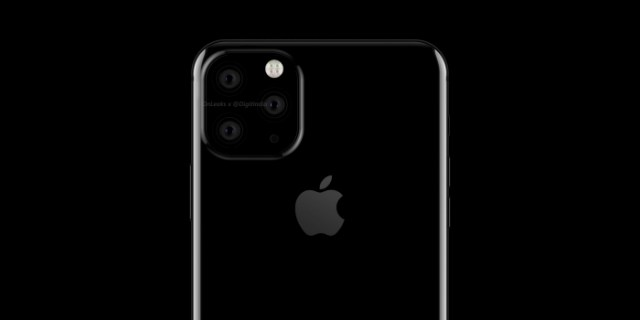IPhone 11 rumor camara