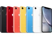 iPhone XR Gama de colores
