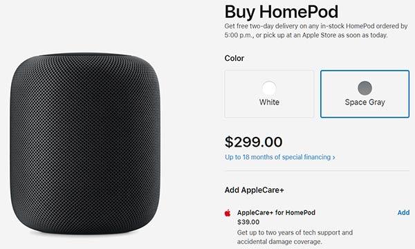 baja el precio del HomePod y el iPhone XR en la India