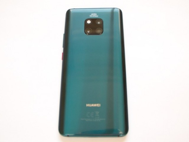 Huawei Mate 20 Pro una semana sin iPhone X