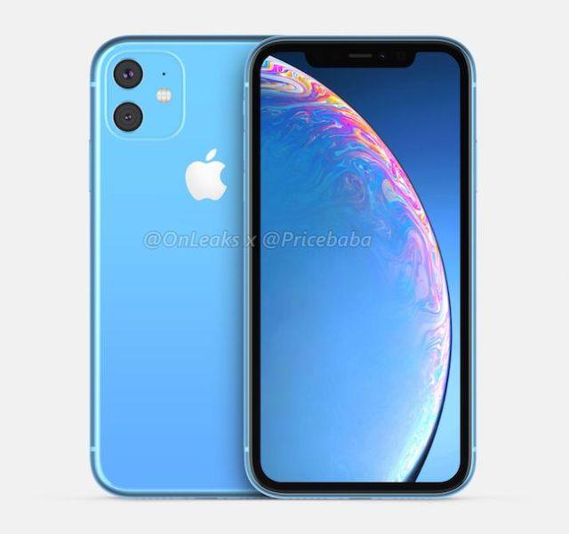 iPhone XR azul 2019