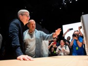 salida de Jony Ive de Apple