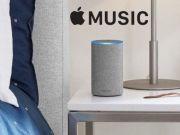 Apple Music compatible con Amazon Echo