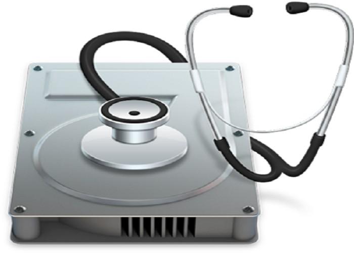 Utilidad de Discos en macOS