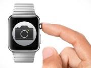 Apple Watch cámara
