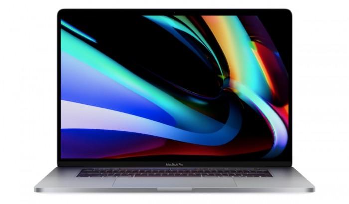 Nuevo MacBook Pro 16