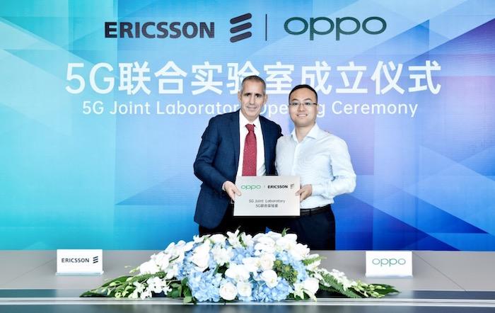 OPPO y Ericsson refuerzan su asociación