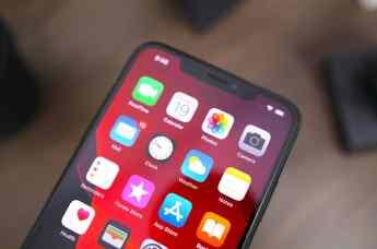 iPhone con iOS 13