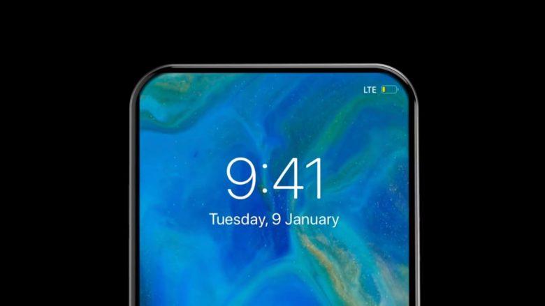concepto de iPhone 12