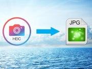 convertir archivos HEIC a JPG