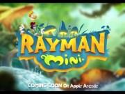 Rayman Mini Apple Arcade