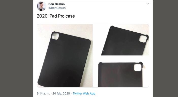 posible Carcasa Ipad 2020