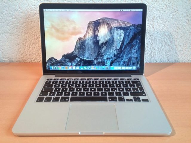 MacBook Pro declarados vintage y/o Obsoletos