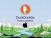 DuckDuckGo y Apple
