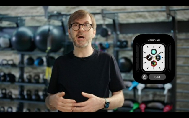 Nuevas esferas en WatchOS 7