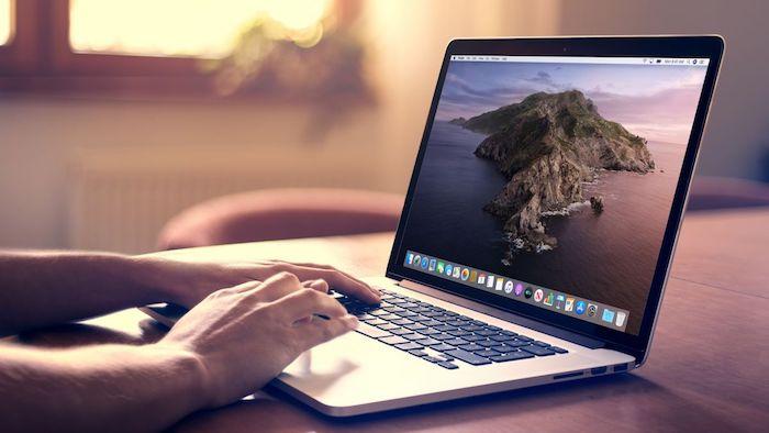 macOS Catalina en un Mac