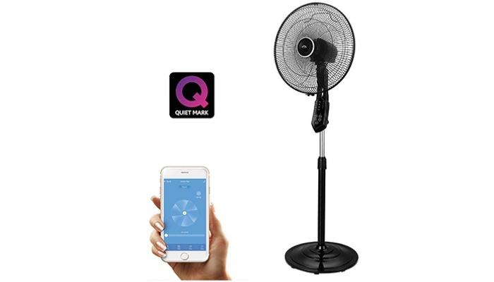 AirGo ventilador inteligente