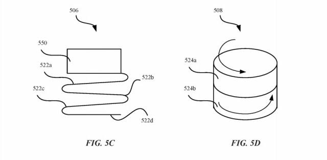Patente motor háptico Apple Pencil