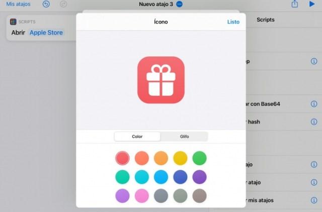 Colores para personalizar