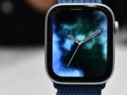 velocidad del Apple Watch