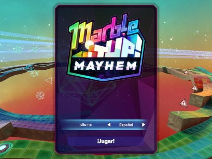 Marble It Up Mayhem