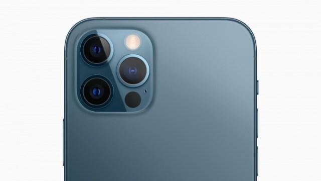 iPhone 12 con LiDAR