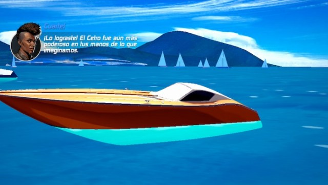 Auto convertido en bote