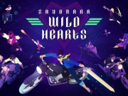 Portada Sayonara Wild Hearts