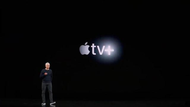 Presentación Apple TV+
