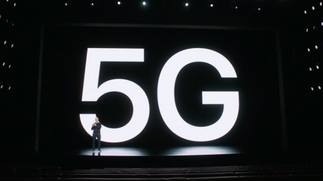 Tim Cook presenta 5G en los iPhone