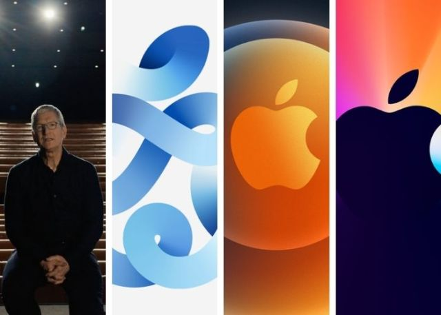 Apple Events 2020