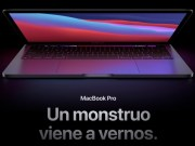 MacBook Pro 13 pulgadas chip m1