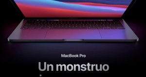 MacBook Pro 13 pulgadas chip m1
