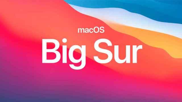 actualización de Big Sur