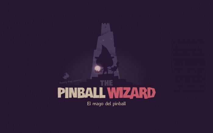 The Pinball Wizard portada