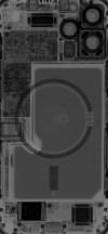 iPhone 12 Pro Max en rayos X