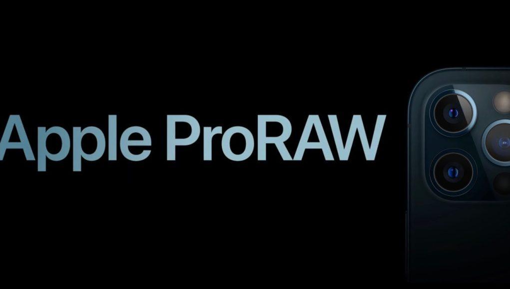 fotografías con ProRAW