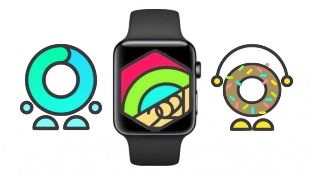 Desafio de Año Nuevo Apple Watch
