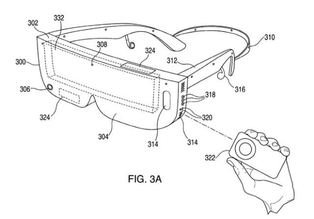 El iPhone como pantalla de las gafas AR