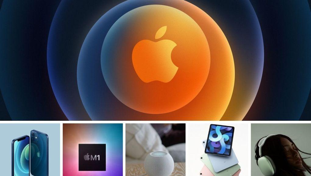 Lanzamientos de Apple 2020